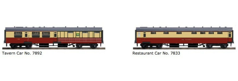 BR (S) Bulleid Blood and Custard Coaches