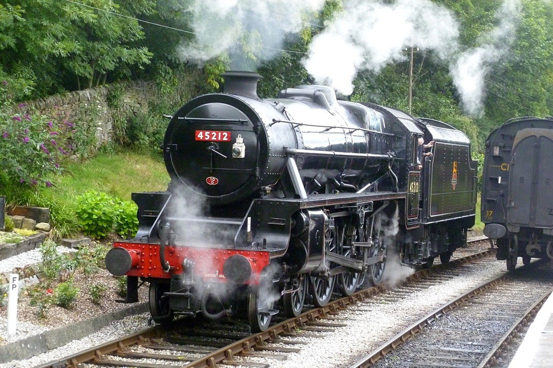 E/19 Stanier Black Five 5P/5F – BR 5MT 4-6-0 Ex LMS and BR Locomotives