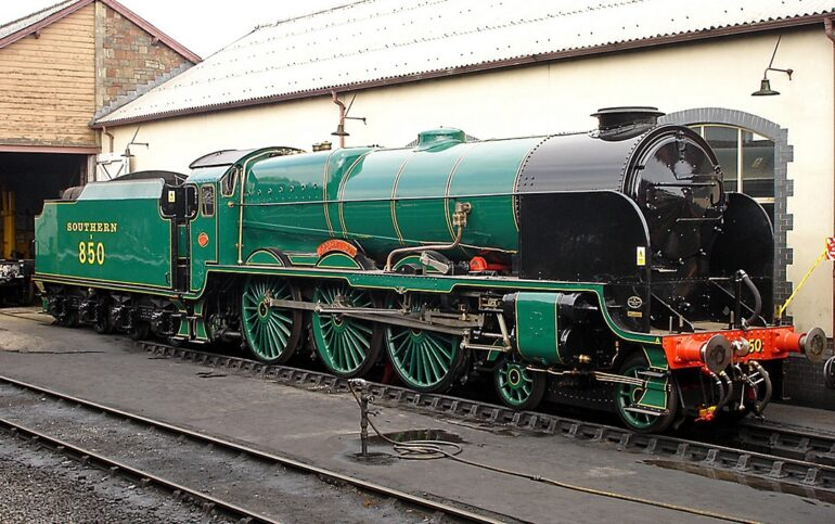 Maunsell 4-6-0 Lord Nelson Class Locomotives