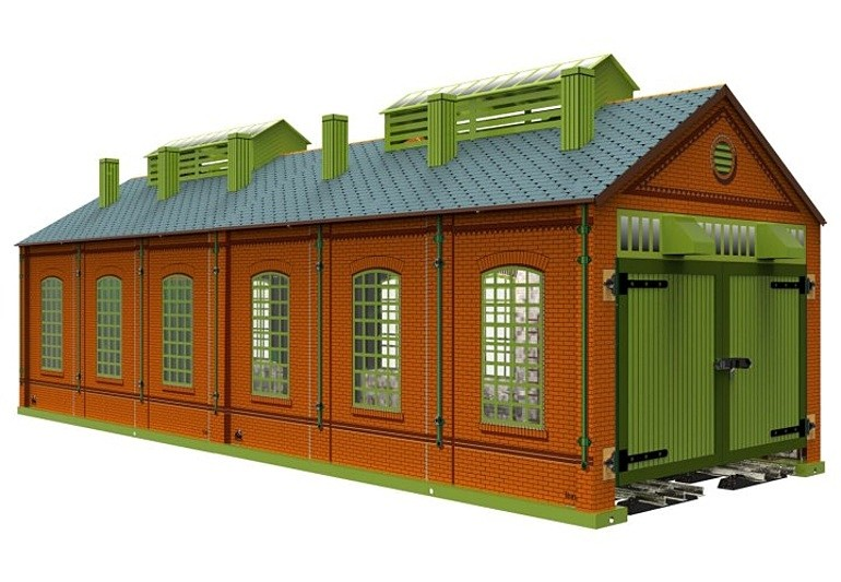 Darstaed Engine Sheds