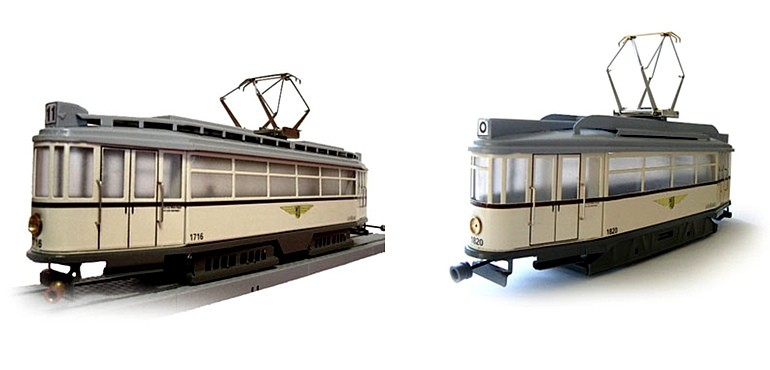 Lehnhardt Continental Trams