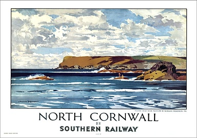 ACE SR North Cornwall poster